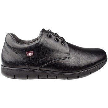 Shoes Boy Derby Shoes Onfoot SHOES  BLUCHER PALA BUFFALO BLACK