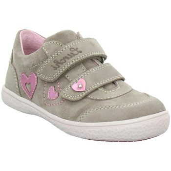 Shoes Low top trainers Lurchi Teodora Kinder Klett Brown