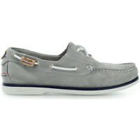 Shoes Men Loafers Wrangler Ocean WM161111 Grey