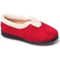 Shoes Women Slippers Padders Carmen Womens Full Slippers red