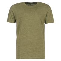 Clothing Men short-sleeved t-shirts Jack & Jones TABLE CORE Kaki