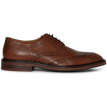 Shoes Men Brogues The Idle Man Leather Brogue Shoe Tan Other