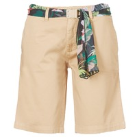 Clothing Women Shorts / Bermudas Guess BENARIO Beige