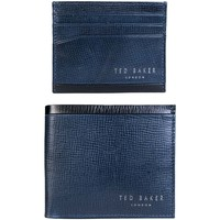 Bags Men Wallets Ted Baker DA7MGG62CROSSY_navy blue
