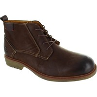 Shoes Men Mid boots Chatham Milton Dark Brown