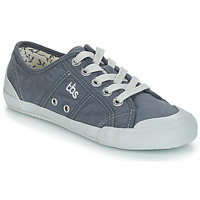 Shoes Women Low top trainers TBS OPIACE Asphalt