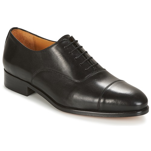 Shoes Men Brogues Brett & Sons FENOZEO Black