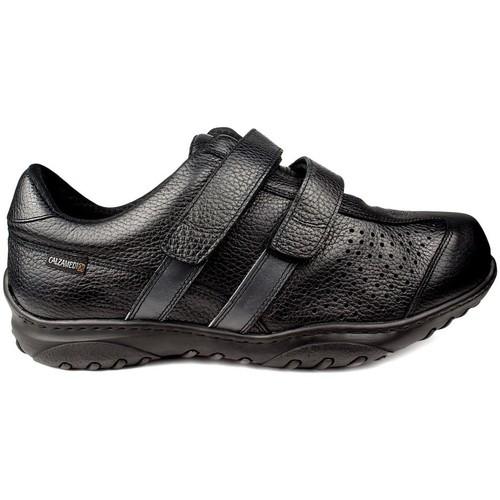 Shoes Women Low top trainers Calzamedi SHOES  DEPORTIVO DIABETIC M BLACK