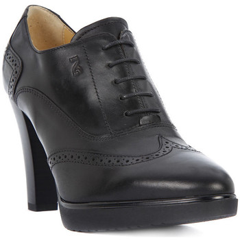 Shoes Women Derby Shoes Nero Giardini NERO GIARDINI CARACAS NERO Nero
