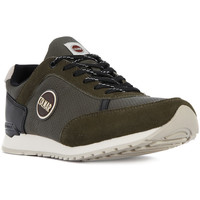 Shoes Men Low top trainers Colmar TRAVIS DRILL 011 Verde