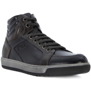 Shoes Men Hi top trainers Nero Giardini NERO GIARDINI  KENIA BLU Blu