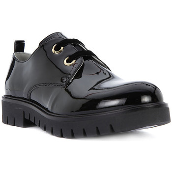 Shoes Girl Boat shoes Nero Giardini NERO GIARDINI  DIAMOND NERO Nero