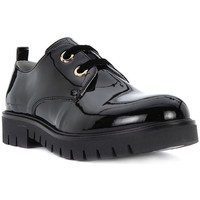Shoes Girl Loafers Nero Giardini NERO GIARDINI  DIAMOND NERO Nero