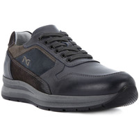 Shoes Men Low top trainers Nero Giardini NERO GIARDINI  KENIA BLU Blu