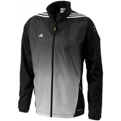 Clothing Men Track tops adidas Originals Predator Woven Jkt Grey