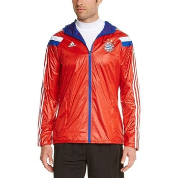 Clothing Men Macs adidas Originals Bayern Monachium 201415 Red