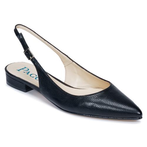 Shoes Women Sandals Paco Gil MARIE TOFLEX Black