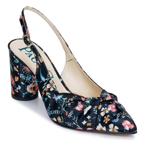 Shoes Women Sandals Paco Gil CLAIRE TOFLEX Black