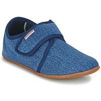 Shoes Children Slippers Giesswein SENSCHEID Blue