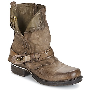 Shoes Women Mid boots Airstep / A.S.98  Brown