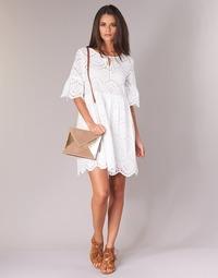 Clothing Women Short Dresses Betty London INNATU White