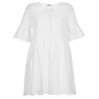 Clothing Women Short Dresses Betty London INNATU White