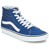 Shoes Hi top trainers Vans SK8-Hi Estate / Blue / True / White