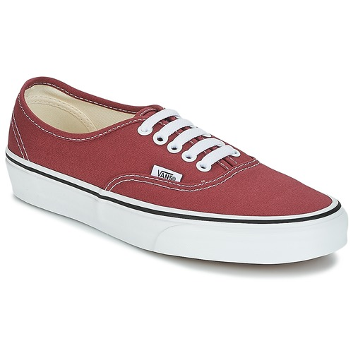 Shoes Women Low top trainers Vans Authentic Apple / Butter / True / White