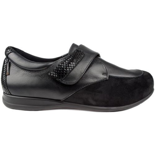 Shoes Women Derby Shoes & Brogues Calzamedi SHOES  BRILLANTES W BLACK