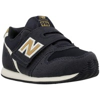Shoes Children Low top trainers New Balance NBFS996AVIW060 Black