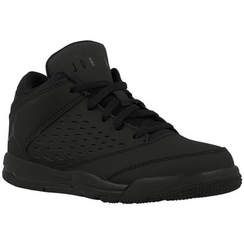 Shoes Children Low top trainers Nike Jordan Flight Origin 4 B Black