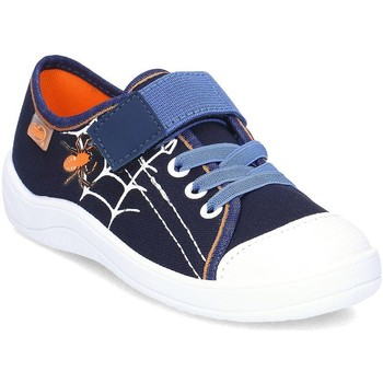 Shoes Children Low top trainers Befado 251Y079 Navy blue