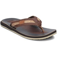 Shoes Men Flip flops Gioseppo Coctel Brown