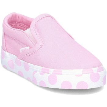 Shoes Children Slip ons Vans Classic Slipon Pink