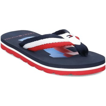 Shoes Children Flip flops Tommy Hilfiger Marlin 10D Navy blue