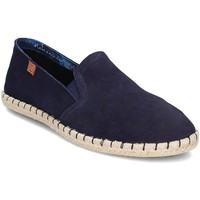 Shoes Men Espadrilles Gioseppo Formentor Navy blue