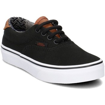 Shoes Children Low top trainers Vans Era 59 Black