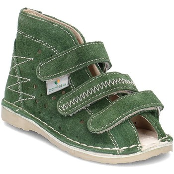 Shoes Children Sandals Danielki T105 T105 Green