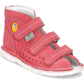 Shoes Children Sandals Danielki T115EMALINA Pink
