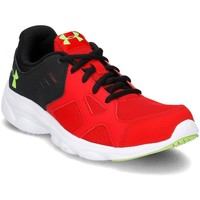 Shoes Children Low top trainers Under Armour Bgs Pace RN Red
