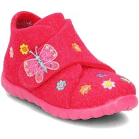 Shoes Children Baby slippers Superfit Happy Pink