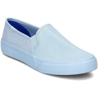 Shoes Women Slip ons Keds Deck Mono Blue