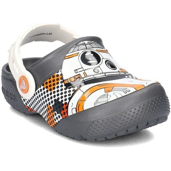 Shoes Children Clogs Crocs Funlab BB8 Clog Grey