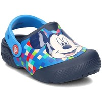 Shoes Children Clogs Crocs Funlab Mickey Clog Blue