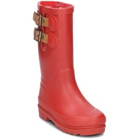 Shoes Children Wellington boots Pepe jeans PGS50113269 Red