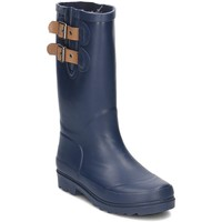 Shoes Children Wellington boots Pepe jeans Wet Buckless Navy blue