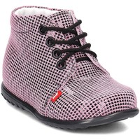 Shoes Children Hi top trainers Emel E562B1 Pink