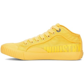 Shoes Children Low top trainers Pepe jeans Industry Routes Gir Yellow