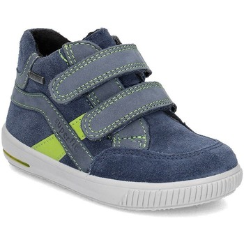 Shoes Children Hi top trainers Superfit Moppy Navy blue