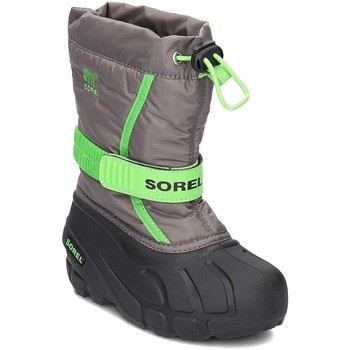 Shoes Children Snow boots Sorel Flurry Grey